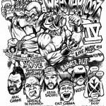 wrestlepalooza_bw